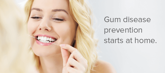 Drs. Davenport will show you how to protect your smile from gum disease!